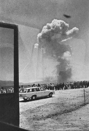 White ' Sands Missile Range, Jornada del Muerto, Alamogrodo Desert,